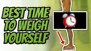 How To Properly Weigh Yourself On A Weight Scale (WITHOUT GOING CRAZY) | LiveLeanTV