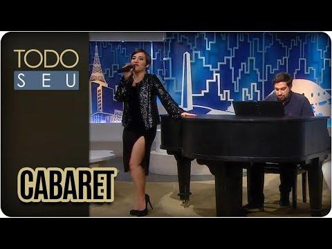 Cabaret | Simone Gutierrez - Todo Seu (14/08/17)