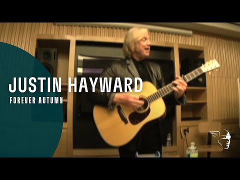 Justin Hayward of The Moody Blues - Forever Autumn ~ Acoustic
