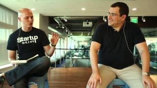 dave goldberg surveymonkey at startup grind silicon valley