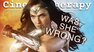 WONDER WOMAN and Coping with Paradigm Shifts