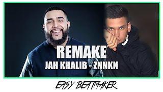 Как написать минус: Jah Khalib - ZNNKN (REMAKE 🔌 EASY BEATMAKER)