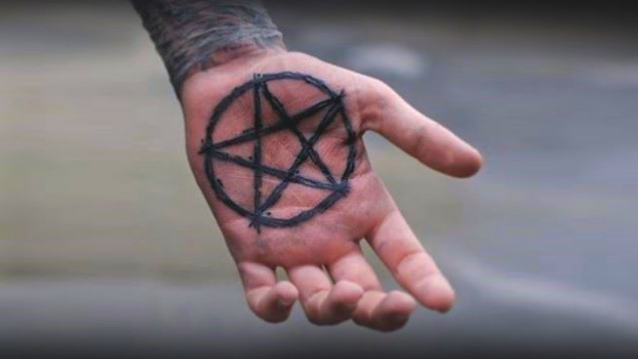 Pentagram Tattoo Meanings Ideas Youtube