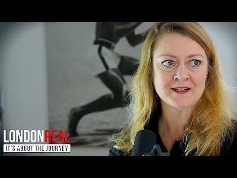 Annie Machon on Edward Snowden | London Real