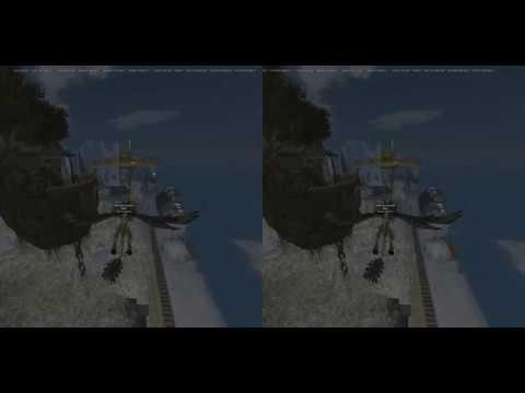 Sky of Caledon 1 Oculus Rift SBS Video Second Life
