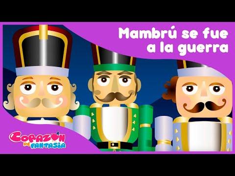 Mambrú -  Canciones infantiles con letra Mp3