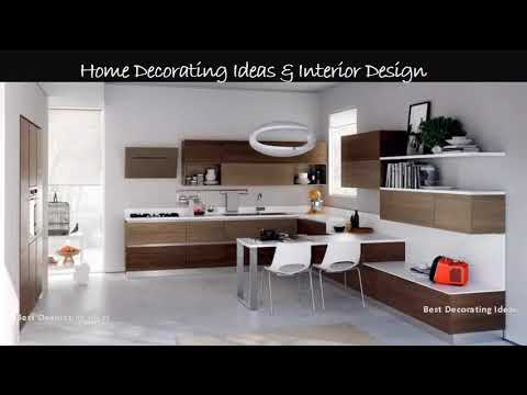 Kitchen Design White And Brown Decor Decorating Ideas For Amazing Modern Kitchen Pic