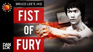 Bruce Lee's Speed Punching Exercise - Fist Of Fury Explained