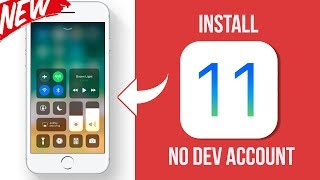 Install IOS 11 Beta 9 FREE NO Dev Account No Computer iPhone, iPad & iPod Touch