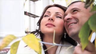 Самая красивая свадьба Лены и Миши осенью