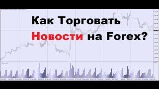 Как Торговать Новости на Форекс.Форекс Торговля Новостей.(, 2016-07-24T14:29:58.000Z)