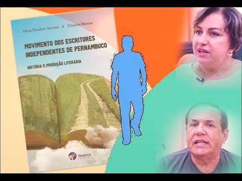"""Professores da Unir lançam o livro """"Movimento dos Escritores Independentes de Pernambuco"""""""