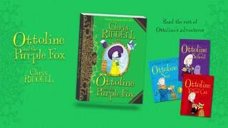 Ottoline and the Purple Fox - Chris Riddell - official book trailer