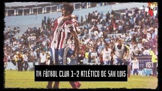 TM FÚTBOL CLUB 1-2 ATLÉTICO DE SAN LUIS | J2 ASCENSOMX