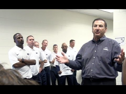Cappelletti Postgame Speech - Penn State Football: The Next Chapter Ep. 203 Preview