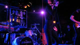 1/12 The Jezabels @ Rock N Roll Hotel, Washington, DC 10/19/12