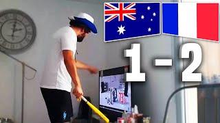 FRANCE VS AUSTRALIE 2-1 ON EST NUL