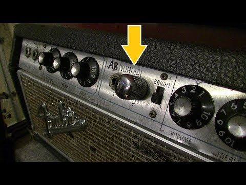 "Secrets of the Fender Bassman - ""ABNormal Channel"" Mods Unleash the Hidden BEAST!"