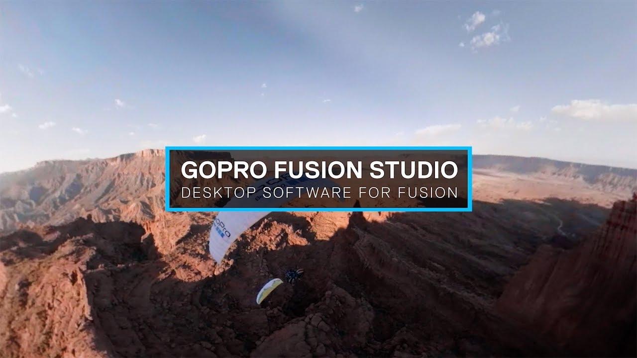GoPro: Fusion Quick Start - GoPro Fusion Studio