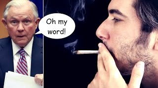 Jeff Sessions 'Surprised' Americans Aren't Buying His Anti-Maríjuana Hysteria Free HD Video
