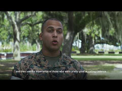 Making Of the Marine Corps Birthday Cadence