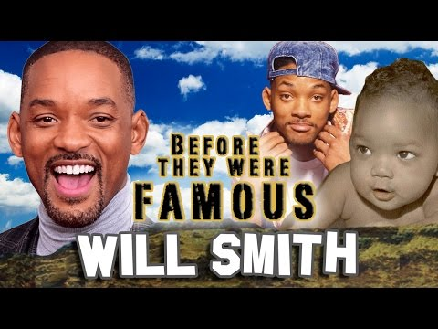 WILL SMITH – Before They Were Famous – Fresh Prince