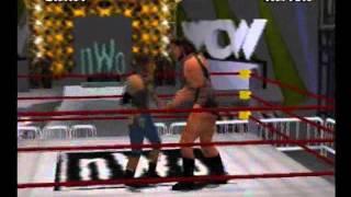 WCW Nitro N64