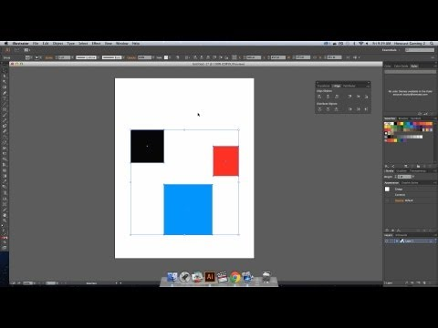 How to Work with Groups | Adobe Illustrator