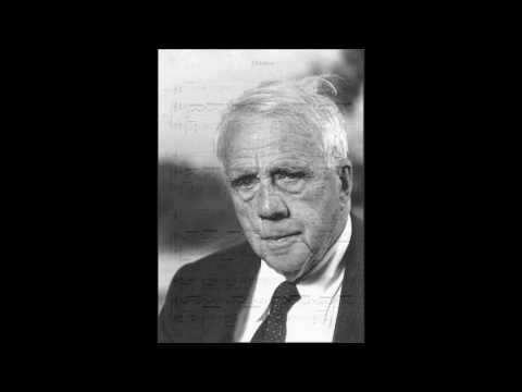 Frederic Chaslin, The Robert Frost Soprano Album, J Frost, JSO, Chaslin