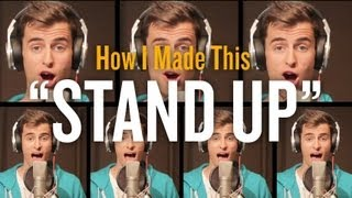"""""""Stand Up""""- How I Made This- Mike Tompkins"""