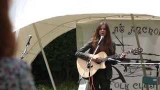 Zoe Wren @ Leigh Folk Festival 2013