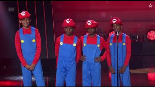 DreamBoyz - Super Mario meets Breakdance - #srfdgst