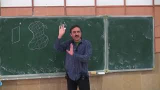 فیزیک ۲ - محمدرضا اجتهادی - دانشگاه صنعتی شریف - جلسه چهارم - قانون گاوس