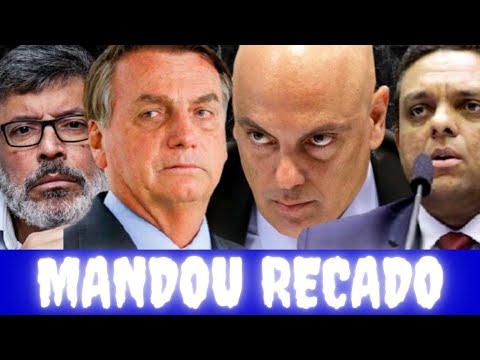 Deputado Otoni de Paula Manda recado para Alexandre de Moraes!