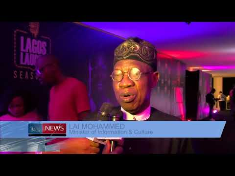 LTV Entertainment News: Lagos Laughs
