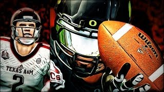 NCAA Football 14 Road to Glory - Johnny Manziel's Worst Nightmare in National Championship