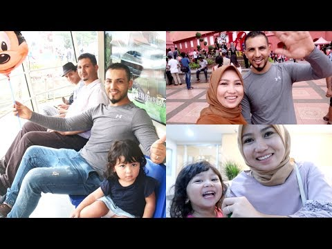 LIBURAN BARENG KELUARGA SUAMI | AKHIRNYA KETEMU KAKEK NYA SUAMI | MELAKA, MALAYSIA
