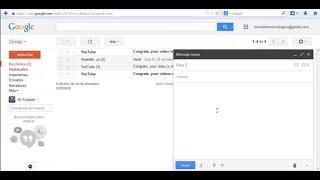 Manejo Básico Del Correo Electrónico De Gmail