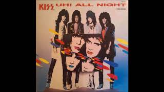 Скачать Kiss Uh All Night Extended All Night Tribute Remix
