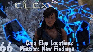 Mission: New Findings (Caja Elex Locations) - Elex Walkthrough (Difficult) Part 66