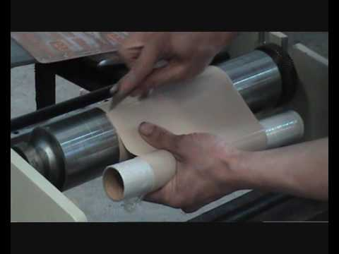 Berkeley Table Top Felxographic Plate Mounter