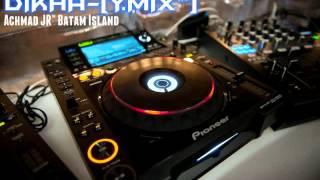 DIKHA-[Y.MIX™] FEAT ACHMAD[JR™]-PELANGI DI MATAMU NONsTOP FUNKY