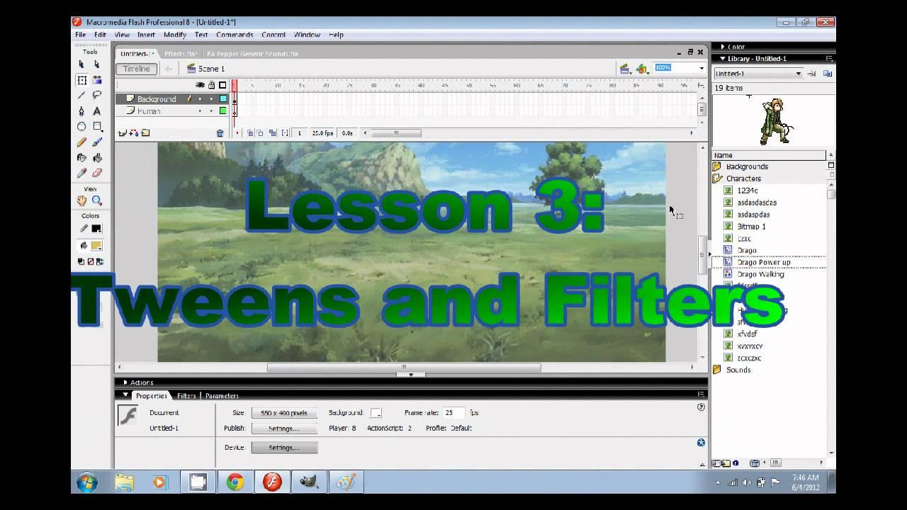 macromedia flash 8 animation software free download