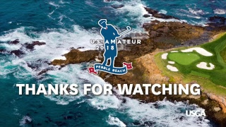 U.S. Amateur Round 2 Live Coverage