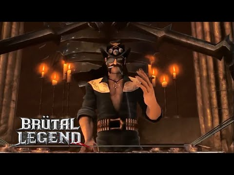 Lemmy Kilmister : awesome bass solo - Brutal legend