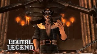 Lemmy Kilmister : awesome bass solo - Brutal legend