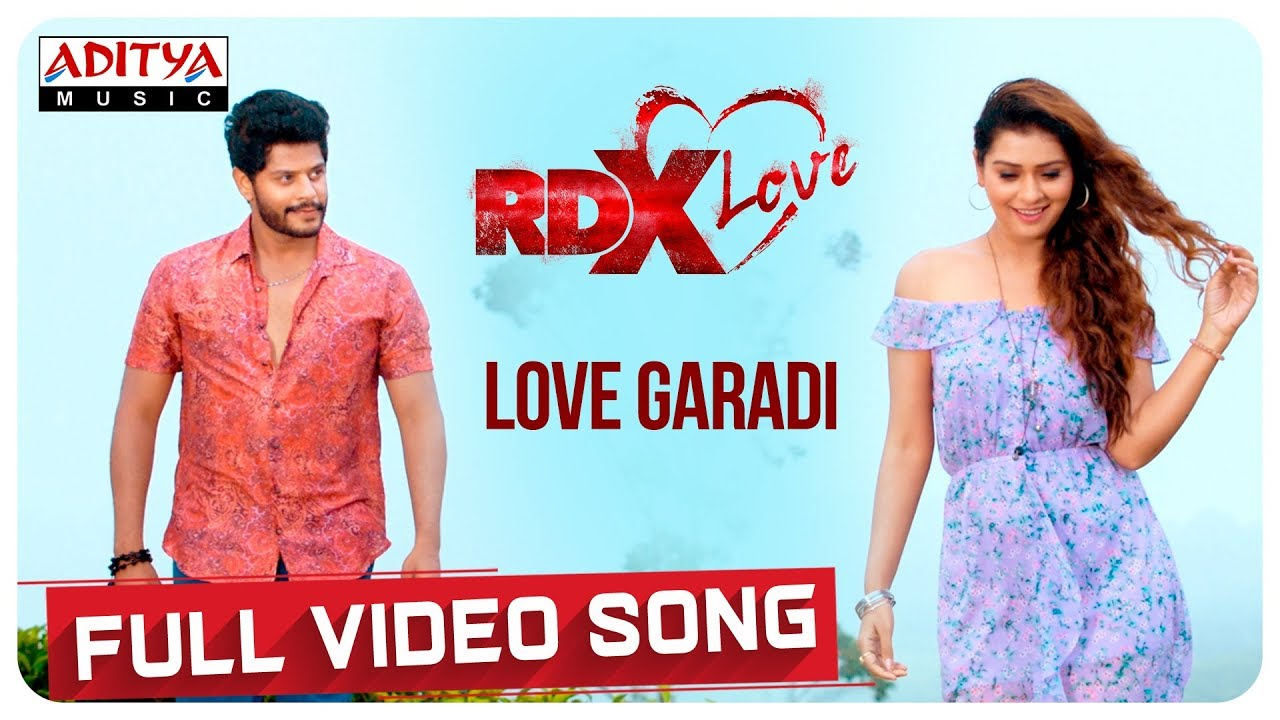 Love Garadi Full Video Song || RDXLove Songs || Payal Rajput, Tejus Kancherla || Radhan