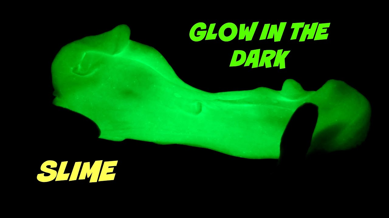 Glow in the dark water balloons - How To Make Glow In The Dark Slime