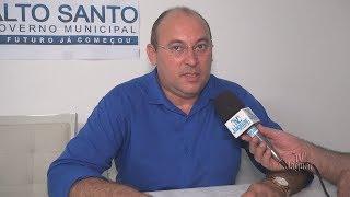 Secretário Francisco José da Saúde de Alto aponta conquistas e novos rumos na Gestão Iris Gadelha