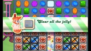 Candy Crush Saga Level 1132 walkthrough (no boosters)